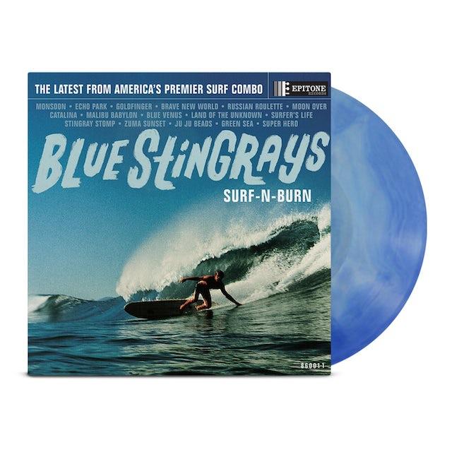 Blue Stingrays