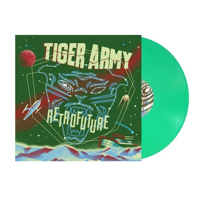 Retrofuture LP (Seafoam Green) (Vinyl)