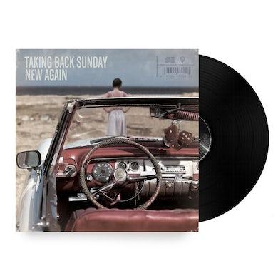 Taking Back Sunday New Again LP (Black) (Vinyl)