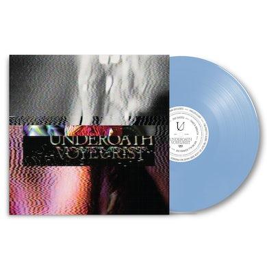 Underoath Voyeurist LP (Powder Blue) (Vinyl)
