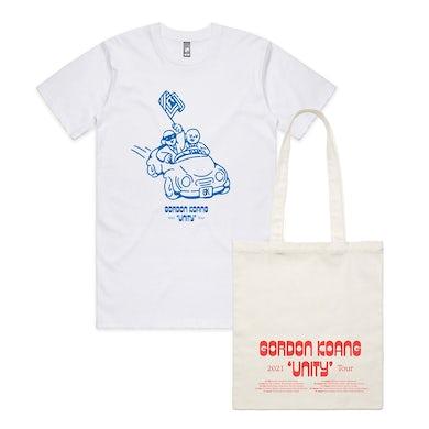 Unity Tour T-Shirt + Tote Bag
