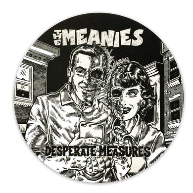 The Meanies Desperate Measures Slipmat