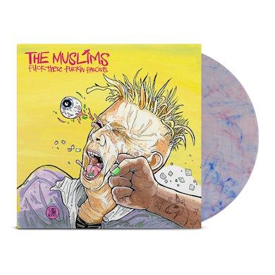 Fuck These Fuckin Facists LP (Buttrock Sauce) (Vinyl)