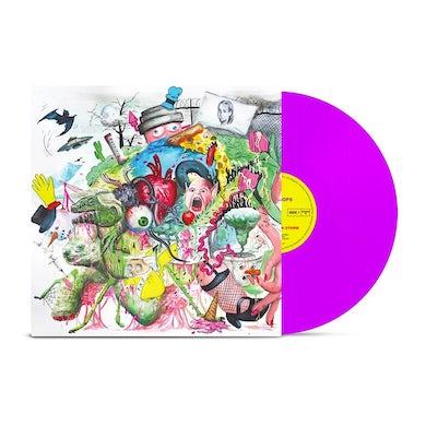 Tropical Fuck Storm Braindrops LP (Neon Violet Vinyl)