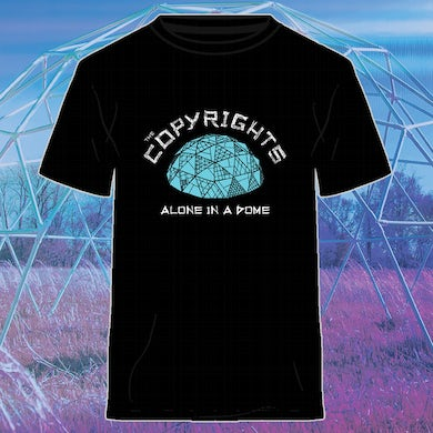 Alone in a Dome T-Shirt (Black)