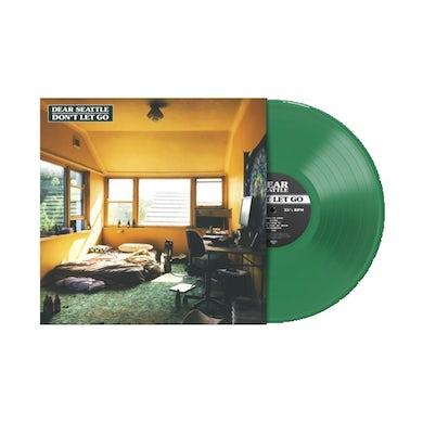 Don't Let Go LP (Transparent Emerald Green) (Vinyl)