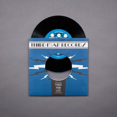 "Live At Third Man Records 7"" (Black) (Vinyl)"