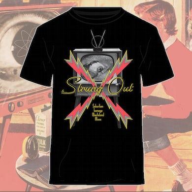 Suburban Teenage Wasteland Blues T-shirt