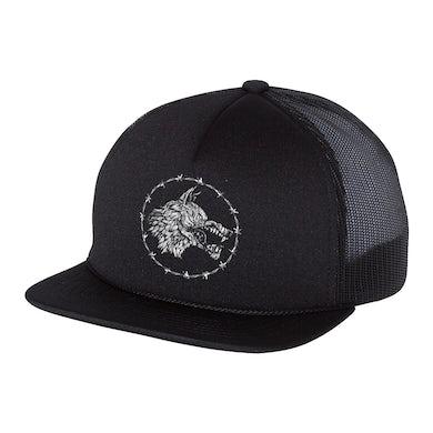Hatred Trucker Hat (Black)