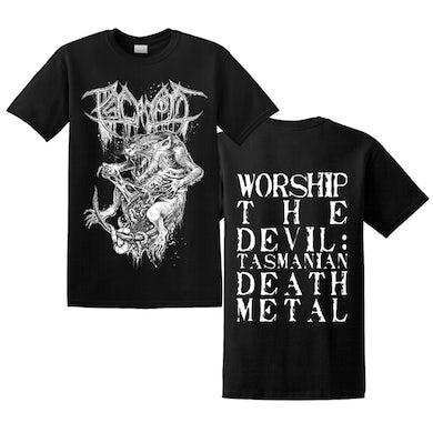 Psycroptic Devil T-Shirt (Black)