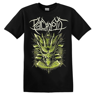 Psycroptic Green Devil T-Shirt (Black)