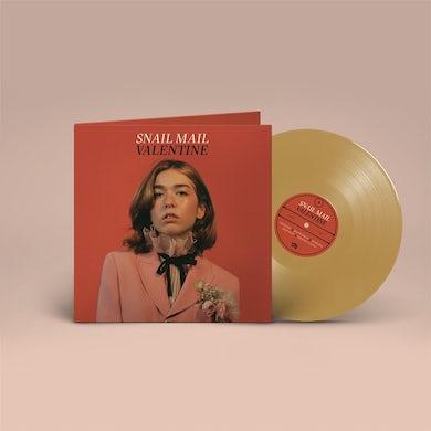 Valentine LP (Gold) (Vinyl)