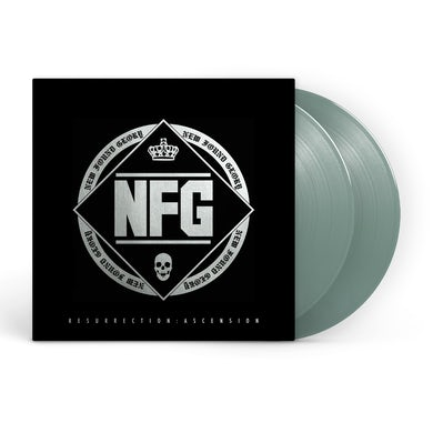 Resurrection: Ascension 2LP (Transparent Green Vinyl)