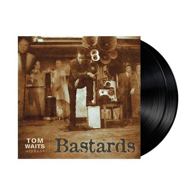 Bastards 2LP (Black Vinyl) - Remastered