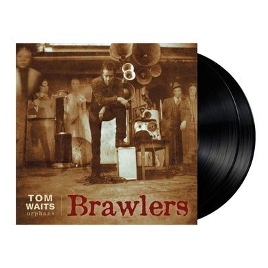 Brawlers 2LP (Black Vinyl) - Remastered