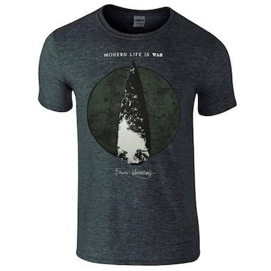 Modern Life Is War Fever Hunting T-Shirt (Asphalt Marle)