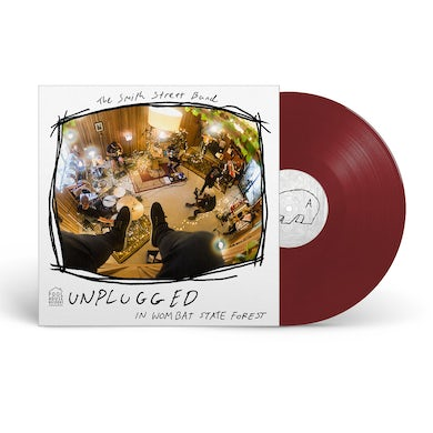 Unplugged In Wombat State Forest LP (Purple) (Vinyl)