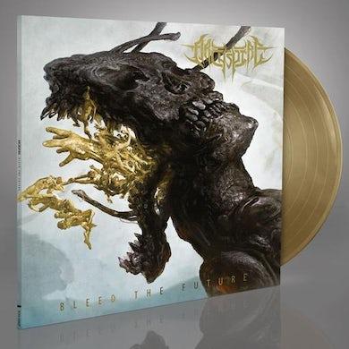 Bleed The Future LP (Gold Vinyl)