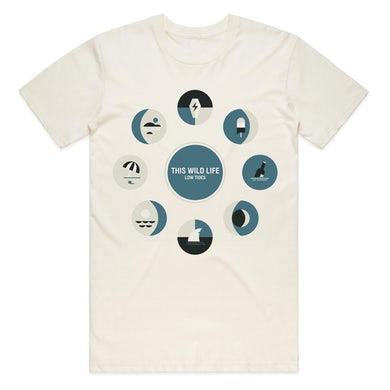 Low Tides T-Shirt (Cream)