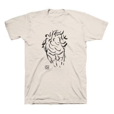 Glen Hansard This Wild Willing T-Shirt (Cream)