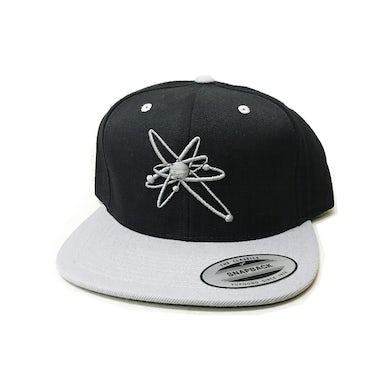 Astrolux Snapback Hat (Black/Grey)