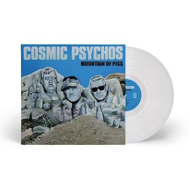 Mountain Of Piss LP (White) (Vinyl)