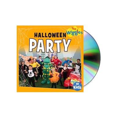 Halloween Party CD