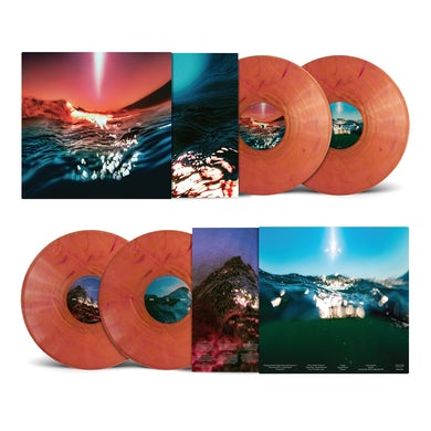 Fragments 2LP (Red Marbled - Limited Edition)