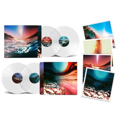 Fragments 2LP (Clear - Deluxe Edition)