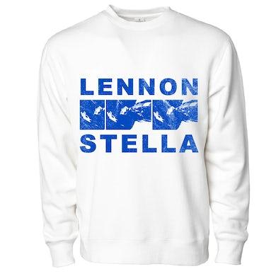 Lennon Stella Vintage Crewneck Sweatshirt + three two one Preorder
