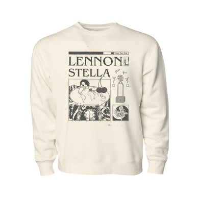 Lennon Stella Three. Two. One. Anniversary Crewneck Sweatshirt