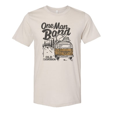Old Dominion One Man Band T-Shirt