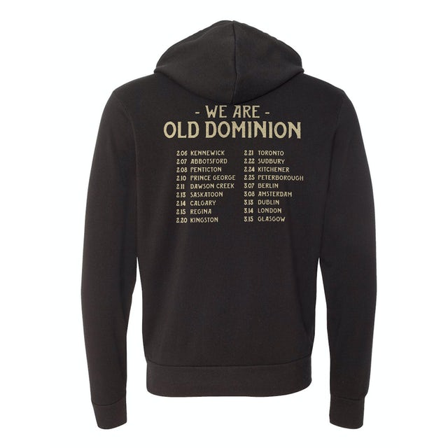 Old Dominion One Man Band Tour Hoodie