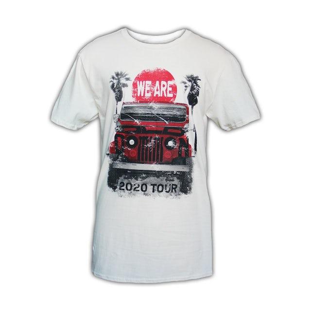 Old Dominion Beach Jeep T-Shirt