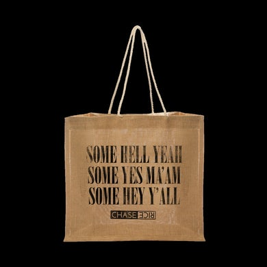 Chase Rice Some Hell Yeah Tote