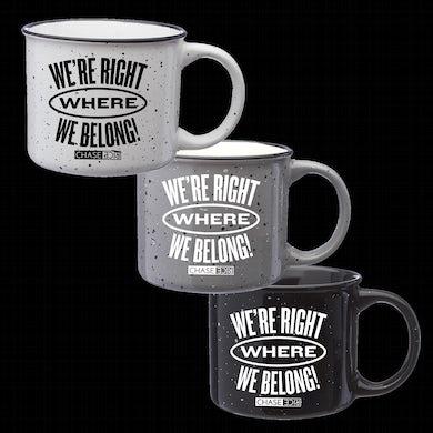 Chase Rice Where We Belong Mug