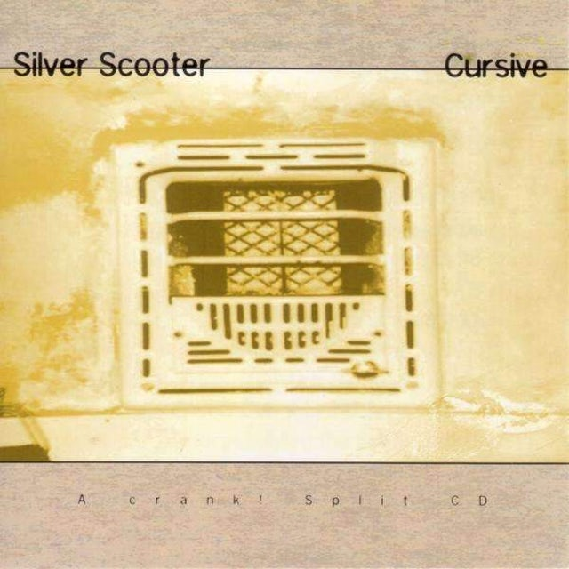 Cursive | Cursive/Silver Scooter Split
