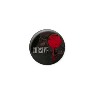 Cursive | Mama I'm Swollen Button