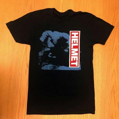 Helmet   Meantime T-Shirt