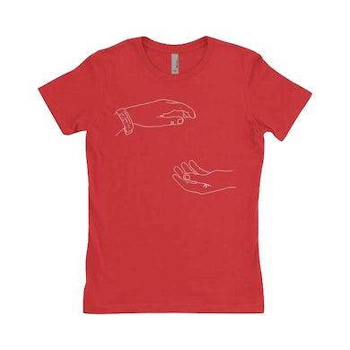 The Antlers | 10 Year Anniversary Women's T-Shirt - Red