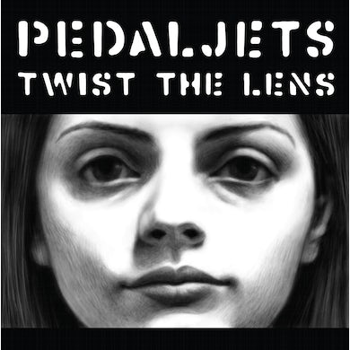 The Pedaljets | Twist the Lens - CD