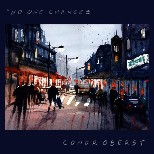 Conor Oberst | No One Changes/The Rockaways