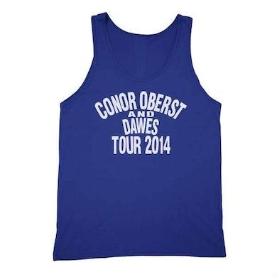 Conor Oberst | Dawes 2014 Tour Tank Top