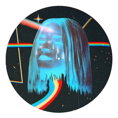 SCHADENFREUDE Album Artwork Slipmat