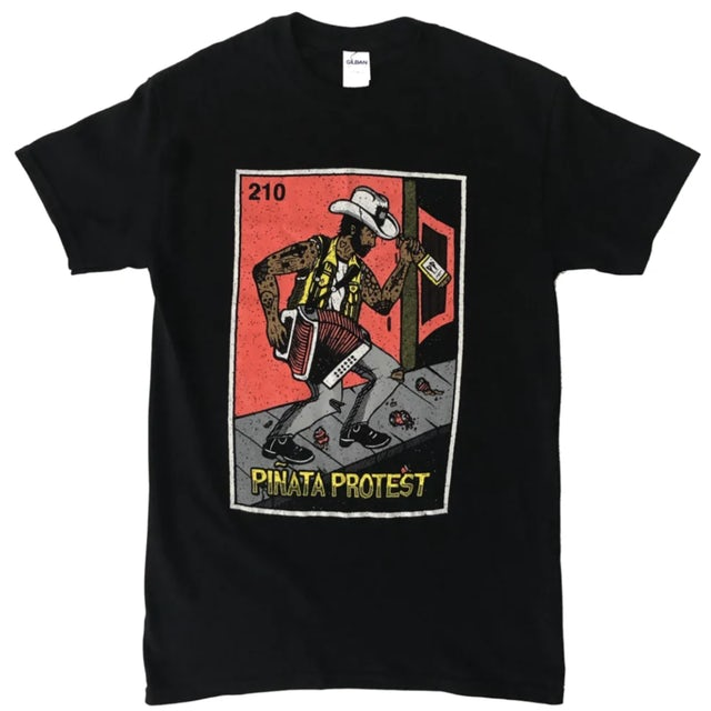 Piñata Protest | El Borracho T-Shirt - Full Color