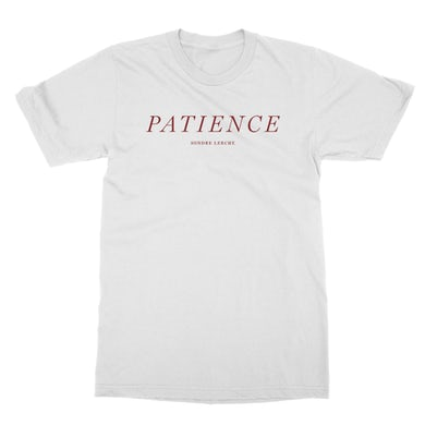 Sondre Lerche | Patience Text T-Shirt