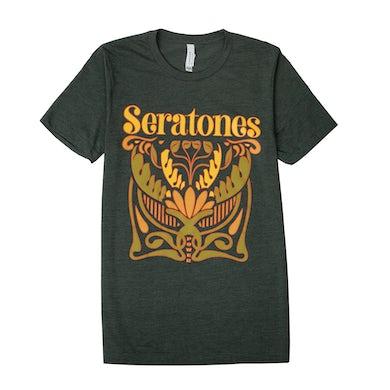 Seratones   Floral Power T-Shirt