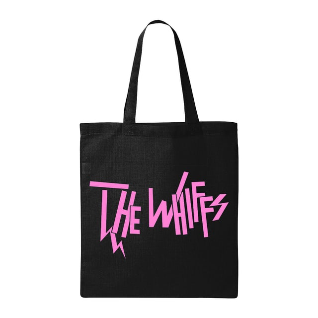 Copy of The Whiffs | Black Logo Tote