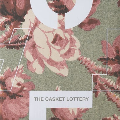 The Casket Lottery | Touché Amoré/The Casket Lottery Split EP - Colorful Floral (Vinyl)