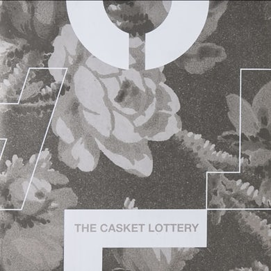 The Casket Lottery | Touché Amoré/The Casket Lottery Split EP - Greyscale Floral (Vinyl)